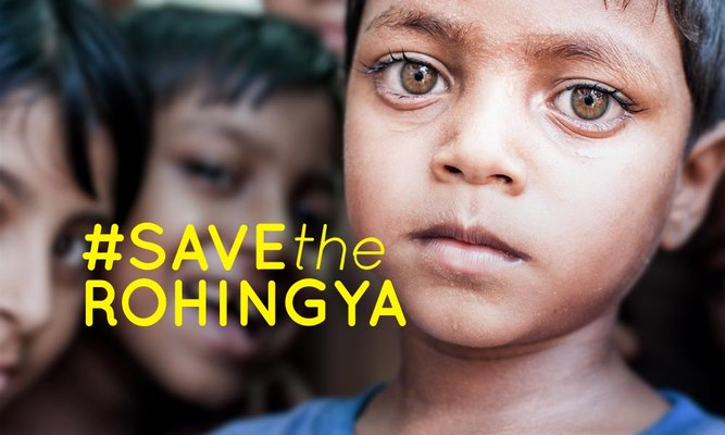 Save the rohingya fb image1